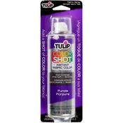 Purple - Tulip Color Shot Instant Fabric Color Spray 3oz
