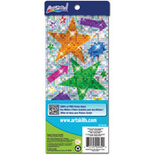 Sparkle Poster Stickers 100/Pkg-