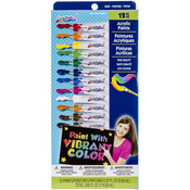 Acrylic Paints 12/Pkg-