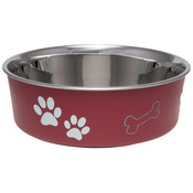Bella Bowl Large - Merlot
