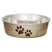 Metallic Bella Bowl Extra Large - Champagne