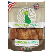 Natural Value Treats 16oz - Chicken Tenders