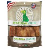 Natural Value Treats 16oz - Chicken Tenders
