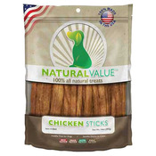 Natural Value Treats 14oz - Chicken Sticks