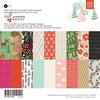 Juniper Berry 6 x 6 Paper Pad - Basic Grey