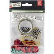 Juniper Berry Embellishment Pack - Basic Grey