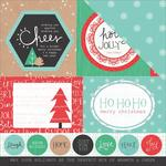 Springhtly Paper - Holly Jolly - KaiserCraft