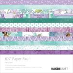 Fairy Dust 6.5 x 6.5 Paper Pad - KaiserCraft