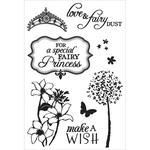 Fairy Dust Clear Stamps - KaiserCraft