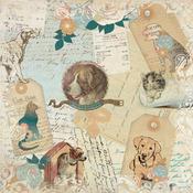 Cherish Paper - Devoted - Authentique