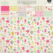 Infused 12 x 12 Paper Pad - Authentique
