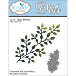 Leafy Branch - Elizabeth Craft Metal Die