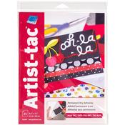 "Grafix Artist-Tac 8.5""X11"" 25/Pkg"