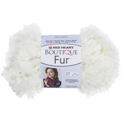 Polar - Red Heart Boutique Fur Yarn