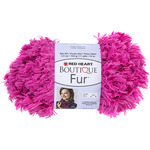 Azalea - Red Heart Boutique Fur Yarn