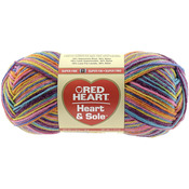 Jellybeans - Red Heart Heart & Sole Yarn