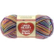Jellybeans - Red Heart Heart & Sole Yarn