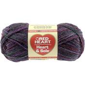 Victorian - Red Heart Heart & Sole Yarn