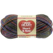 Red Heart Heart & Sole Yarn - Bayou