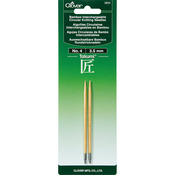 Size 4/3.5mm - Takumi Bamboo Interchangeable Circular Knitting Needles