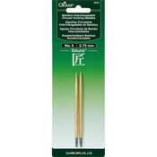 Size 5/3.75mm - Takumi Bamboo Interchangeable Circular Knitting Needles