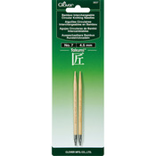 Size 7/4.5mm - Takumi Bamboo Interchangeable Circular Knitting Needles