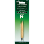 Size 10/6mm - Takumi Bamboo Interchangeable Circular Knitting Needles