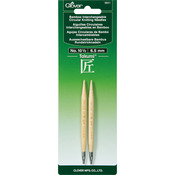 Size 10.5/6.5mm - Takumi Bamboo Interchangeable Circular Knitting Needles