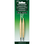 Size 15/10mm - Takumi Bamboo Interchangeable Circular Knitting Needles