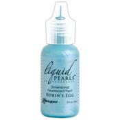 Robin's Egg - Liquid Pearls Glue .5oz