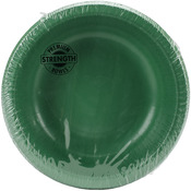Emerald Green - Paper Bowl 20oz 20/Pkg