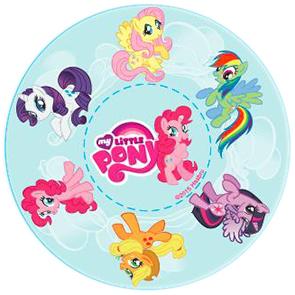 Standard Baking Cups - My Little Pony 50/Pkg