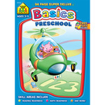 Preschool Basics - Super Deluxe Workbook