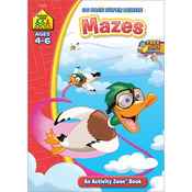 Mazes - Super Deluxe Workbook