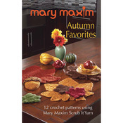 Mary Maxim Books - Autumn Favorites