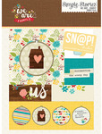 We Are Family Sn@p! Card Pack - Simple Stories