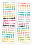 Calendar Carpe Diem Stickers - Simple Stories