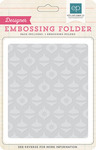 The Story Of Christmas Embossing Folder - Echo Park