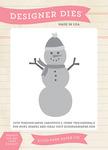 Snowman Die Set - Echo Park