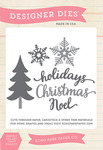 Christmas Holiday Die Set - Echo Park