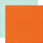 Orange - Blue Paper - The Story Of Fall - Echo Park
