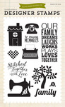 Family Dreams Stamps - Echo Park