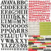 Claus & Co Expressions Cardstock Stickers - Simple Stories