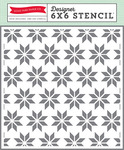 Holiday Quilt Stencil - Echo Park