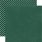 Evergreen Paper - Dots & Stripes Fall - Echo Park