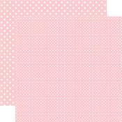 Blush Paper - Dots & Stripes Valentine - Echo Park