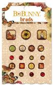 Enchanted Harvest Brads - Bo Bunny