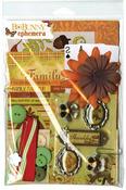 Enchanted Harvest Ephemera - Bo Bunny