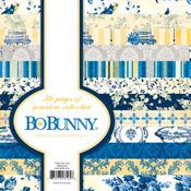Genevieve 6 x 6 Paper Pad - Bo Bunny