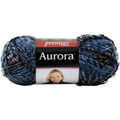 Midnight - Aurora Yarn